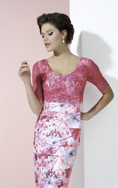 IW925 Vermillion Dress, Ispirato Mother of the Bride