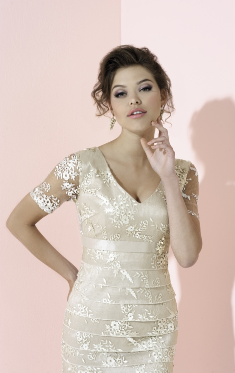 IW934 Vanilla Dress, Ispirato Mother of the Bride