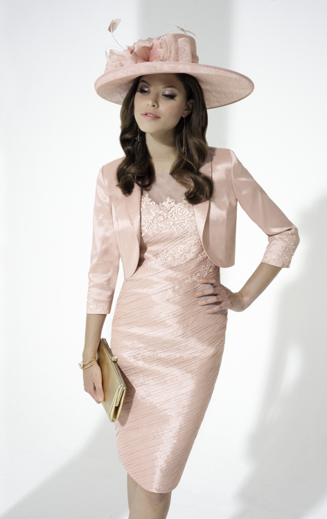 IW949 Damask Rose Dress, Ispirato Mother of the Bride