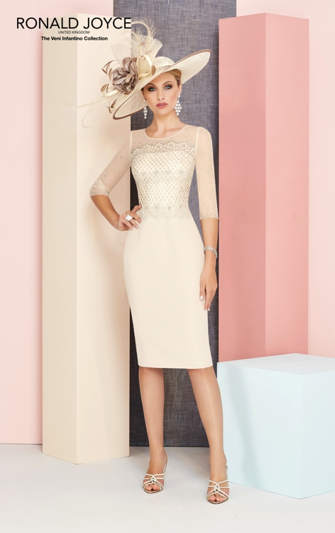Ronald Joyce Veni Infantino Mother of the Bride Dresses